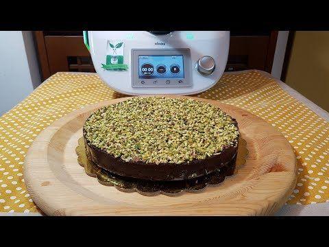 Torta Pistacchiosa Preparata Con Il Bimby Per Tm5 E Tm31