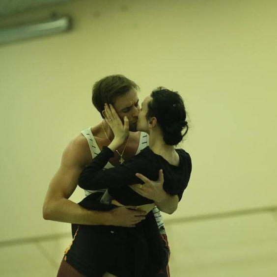 Olesya Novikova and Konstantin Zverev © Svetlana Avvakum