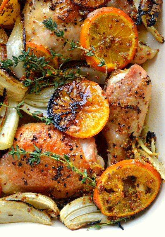 Roasted chicken, Jerusalem and Dishes on Pinterest