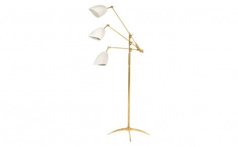 Vincent Triple Arm Lamp