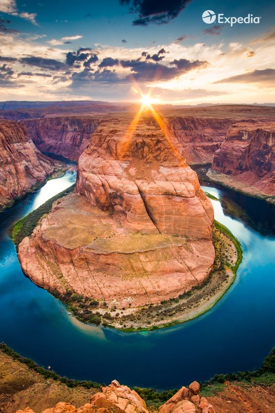 Don't miss your chance to visit the Grand Canyon, one of the seven natural wonders of the world.  From breathtaking views to amazing hikes, it's a trip you will never forget.