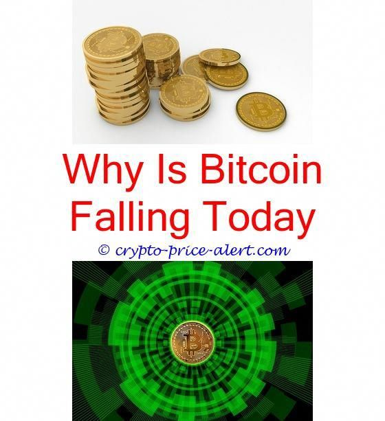 why is bitcoin falling today