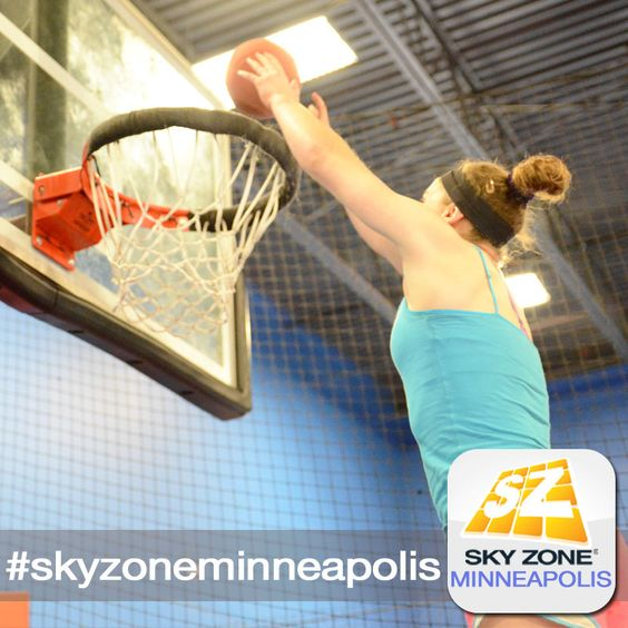 Hoop it up at Sky Zone Minneapolis! #skyzoneminneapolis #skyzone #minneapolis #minnesota #igers #bounce #kids #teenagers #trampoline #love #instagood #me #cute #picoftheday #play #fitness #health #foampit #exercise #openjump #gymnastics #jumphigh #tumbling #workout #fit #fitness #trampoline #birthdayparty  13310 Industrial Park Blvd. Suite 160 Plymouth, MN 55441  (763)-331-3511