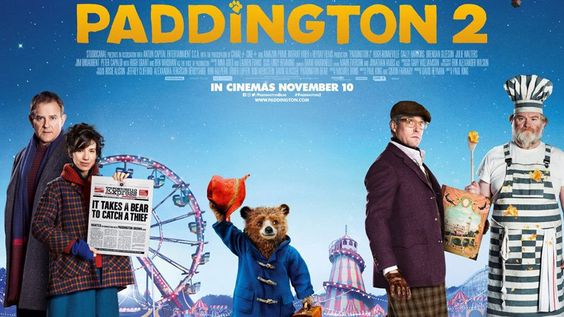 Gấu Paddington 2 Full HD