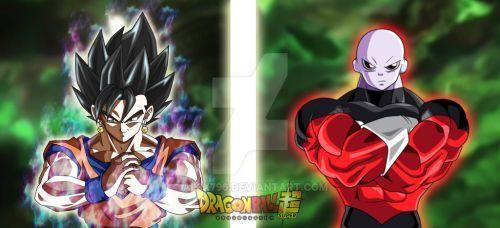 Owari Da Jiren By Al3x796 Artist Anime Anime Shows