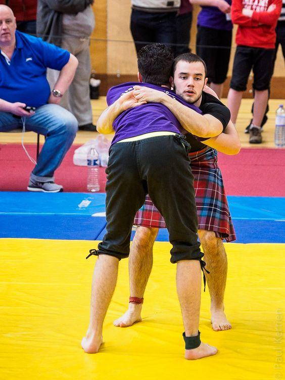 #Brest Arena : du 18 au 23/04/2016 championnats d'Europe de luttes celtiques © Paul Kerrien  http://toilapol.net