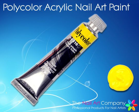 What Is Polycolor Acrylic Paint