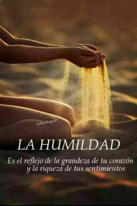 ===La humildad...=== A0ea9ef1cd3420e856fb96241330ccc6