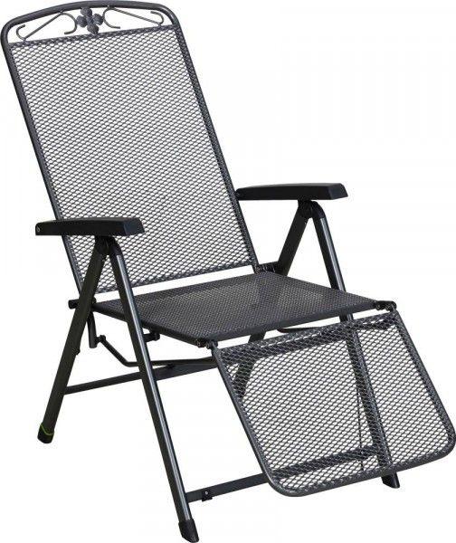 Mwh Relaxsessel Savoy Eisengrau Stahlgestell Mit Pulverbeschichtung Elotherm Relaxsessel Sessel Stahlgestelle