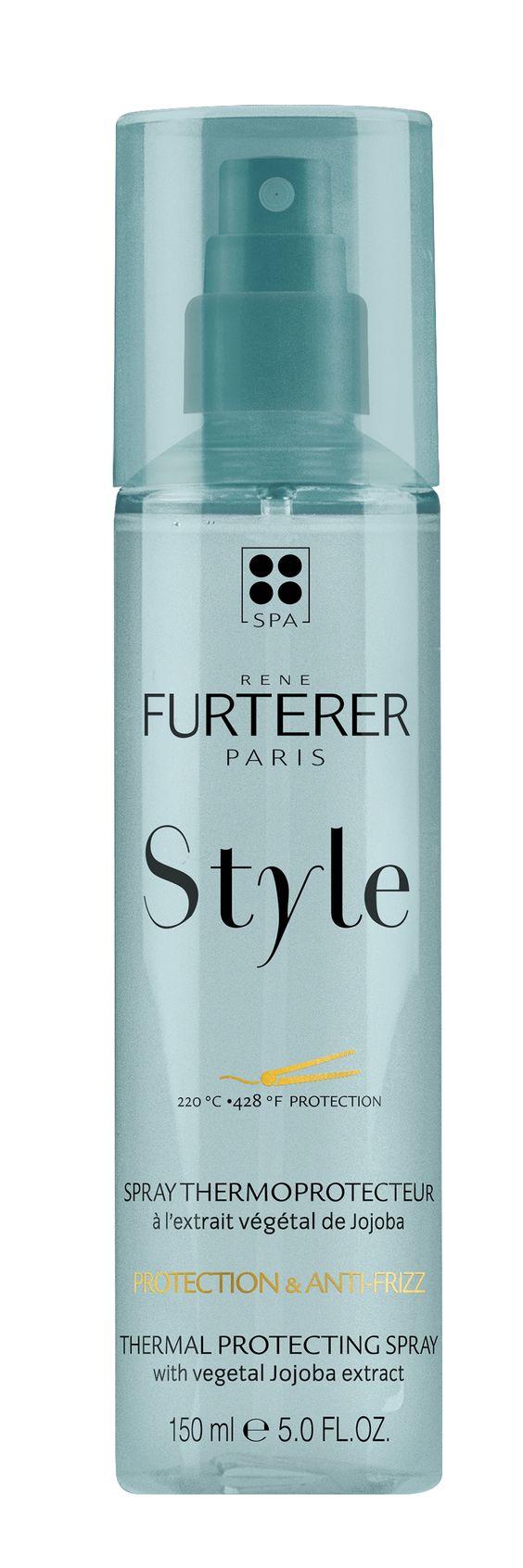 frasco de Spray termoprotector Style de René Furterer
