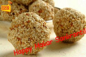 Makar Sankranti is celebrated with full fervor and gaiety all over India and some parts of the world. Til Laddoo recipe is what all you would be looking for. We share it with you.