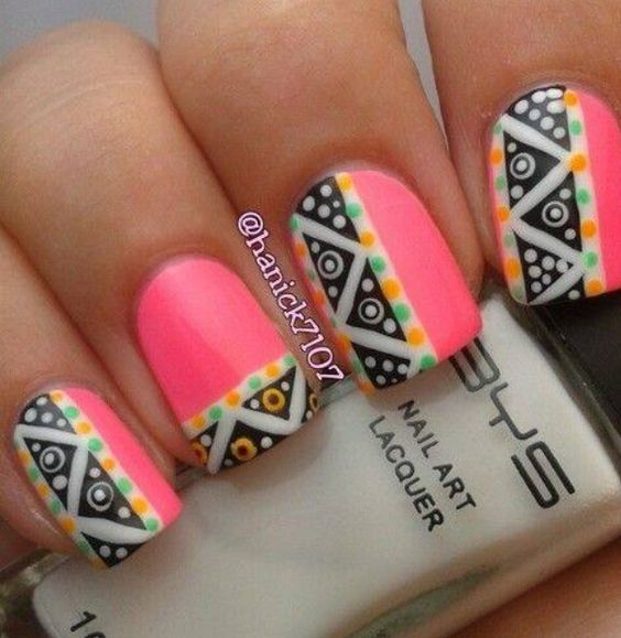 this would require a little brush and a steady hand... but so cute