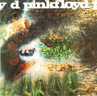 "Pink Floyd ""A Saucerful of Secrets"" (1968) Design by Hipgnosis - the company was actually founded to deliver this cover ;-)"