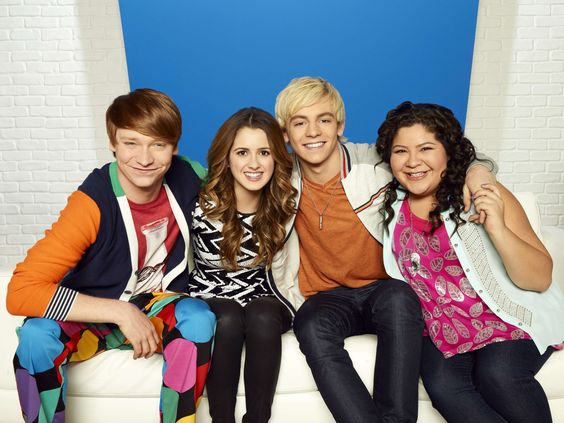 Day 10: I love all the cast members of A & A!! I really like Ross (Duh!) and everyone else but I really like Raini!