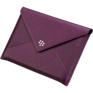 BlackBerry Leather Envelope for PlayBook Tablet, Purple
