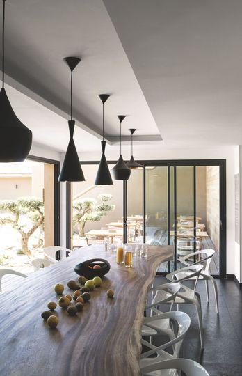 Corse du Sud : table d'hôte Version Marquis - Côté Maison