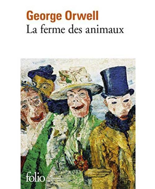 La Ferme Des Animaux Livre Audio : ferme, animaux, livre, audio, Épinglé, Musiktips