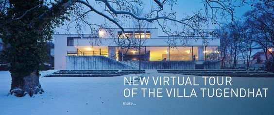 Villa Tugendhat Virtual Tour