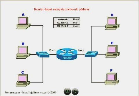Pengertian, Fungsi, Cara Kerja dan Jenis-jenis Router ...