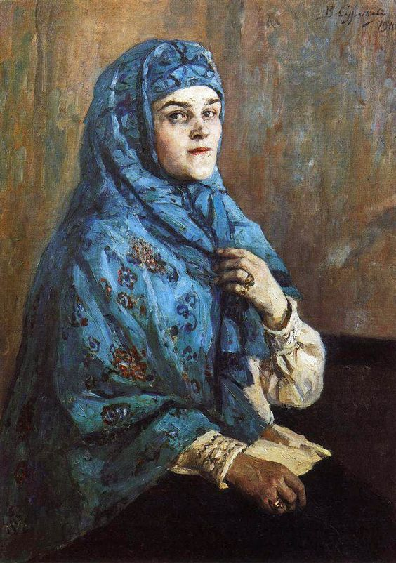 The Glory of Russian Painting: Vasily Surikov: