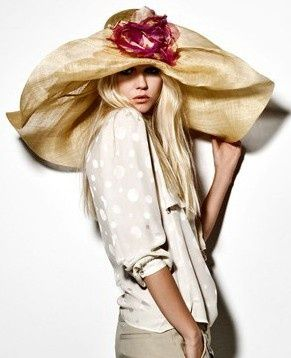 Ashlees Loves: Hat Attack!  #Hats #women's #fashion #style