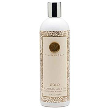 Niven Morgan Gold Luxury Linen And Towel Wash 16 Oz Review