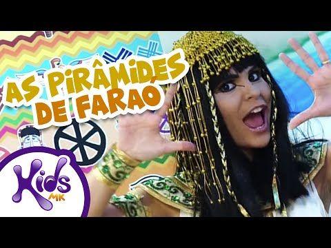 As Piramides De Farao Aline Barros Cia 3 Oficial Youtube