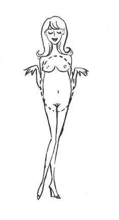 Ainda falando sobre tipos físicos, uma das bases da consultoria de imagem é analisar o corpo de cada cliente e suas particularidades físicas, para assim, dizer as peças que a valorizam e quais devem ser evitadas, ou seja, criar um equilíbrio dos pontos fortes e fracos para seu estilo e corpo. A mulher de tipo físico oval, geralmente está acima do peso ideal para a sua altura. As linhas do corpo são curvas e a cintura pode ser maior ou alinhada à medida dos ombros e quadris (e ambos