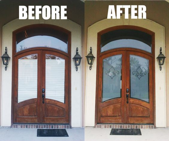 Windows for houses homes window tint for homes for Normal window design