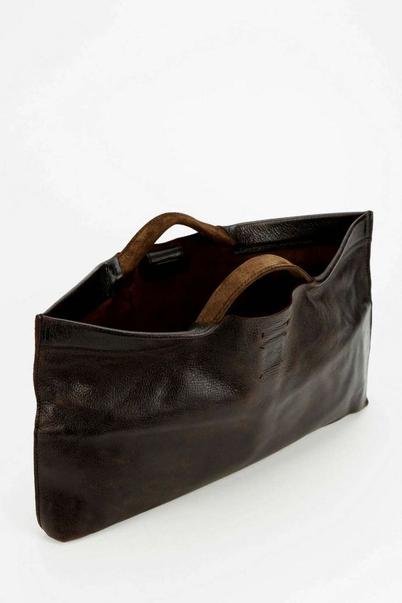 Jo East Leather Tote Bag