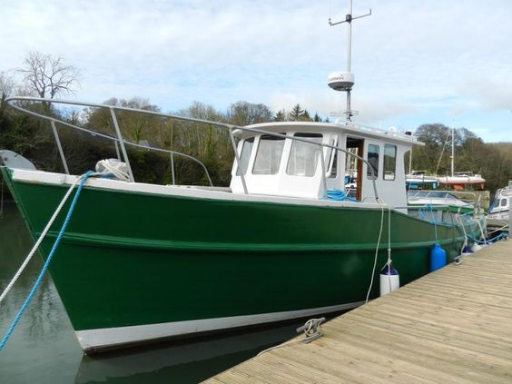 Used boats ireland and fishing on pinterest for Fishing pontoons for sale