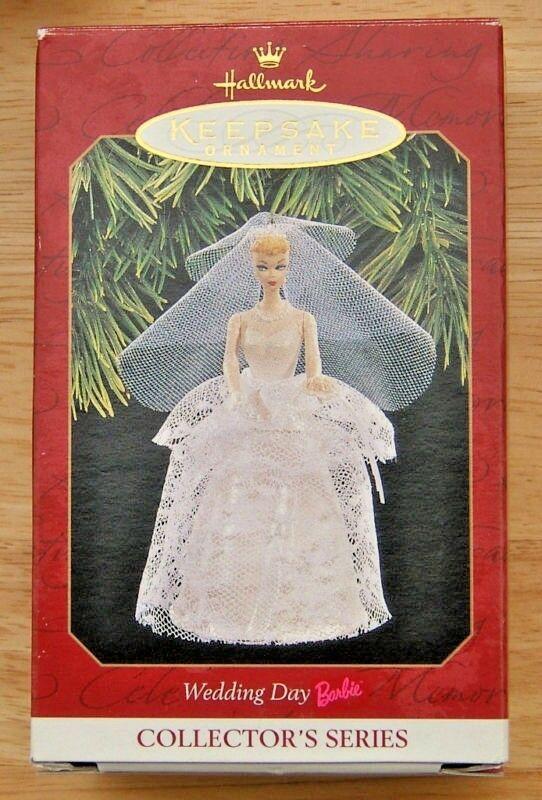 Hallmark 2015 Wedding Cake Porcelain Ornament Nib 1st Christmas Porcelain Ornaments Hallmark Ornaments Wedding Cakes