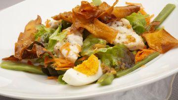 Las Ensaladas Verdes Perfectas Para El Verano De Karlos Arguiñano En Tu Cocina En 2021 Ensalada Verde Ensaladas Comida étnica