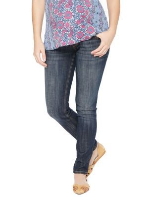 Indigo, Maternity jeans and Fit on Pinterest