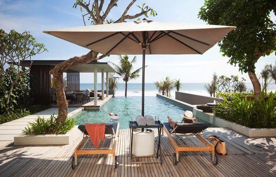 Beachfront Residence Villa. © Alila Villas Soori