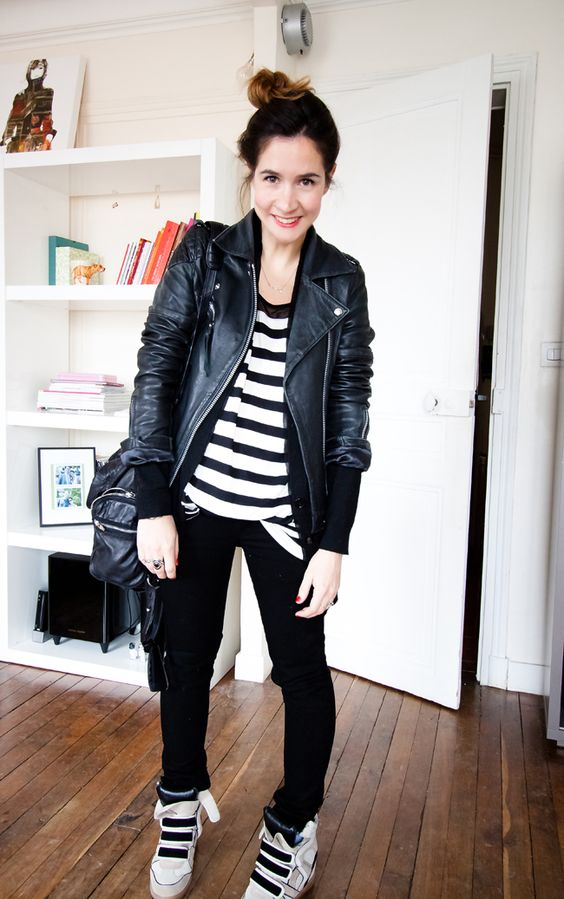 Audrey from sushi-pedro has such a great style!! I want ...