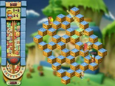 MAYAWAKA : Un jeu de briques au style maya! (jeu complet gratuit)