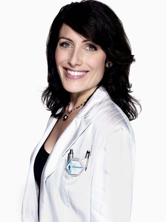 """Lisa Edelstein as Dr. Lisa Cuddy in """"House M.D."""""""