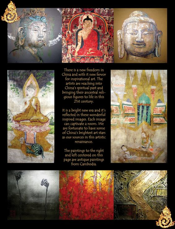 The Sacred Space in Summerland CA, is one of the most beautiful spaces for spiritual art.