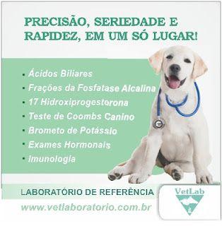 Propaganda Revista Clínica Veterinária