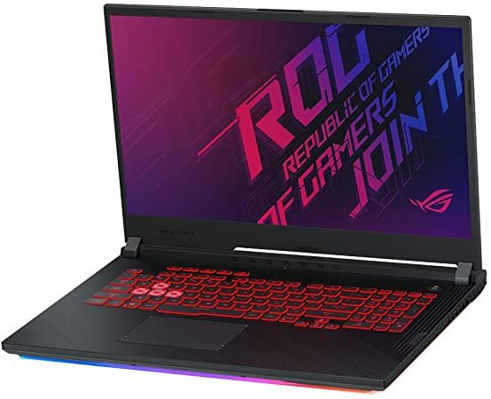 Im Test 2020 Asus Rog Strix Scar Iii G731gu 439cm 173 Zoll Fhd Wv Matt Gaming Notebook Intel Core I7 9750h 16gb Ram 512gb Ssd In 2020 Gaming Notebook Asus Rog Asus
