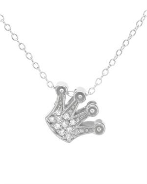 CHATEAU D'ARGENT Sterling Silver Necklace