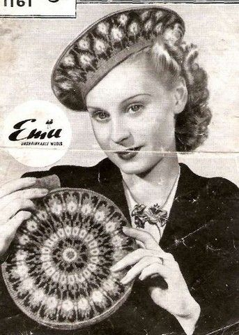 1940 Knitting Patterns Free : Pinterest   The world s catalog of ideas