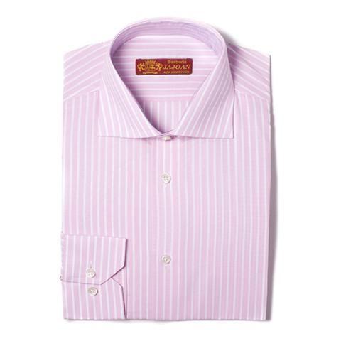 Camisa banquero rosa