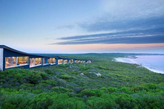 Southern Ocean Lodge - Photo courtesy Southern Ocean Lodge / National Geographic Unique Lodges of the World