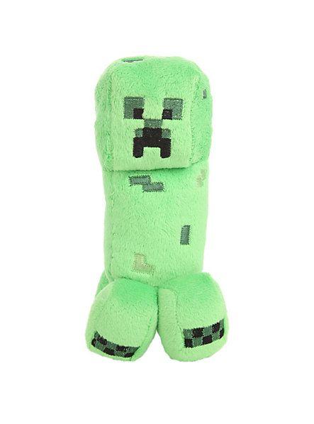 "Minecraft 7"" Creeper Plush   Hot Topic"