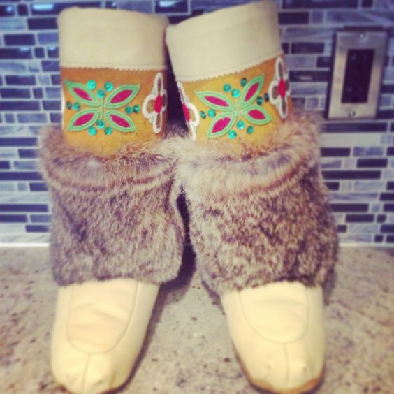 My new loves!! Thank you Arctic Trading Co in Churchill Manitoba!!