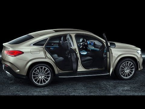 2020 Mercedes Amg Gle Coupe Interior Youtube