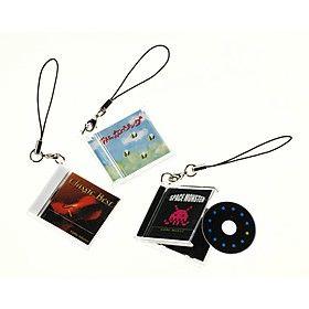 Mini CD para Colgar del Móvil. Curiosite
