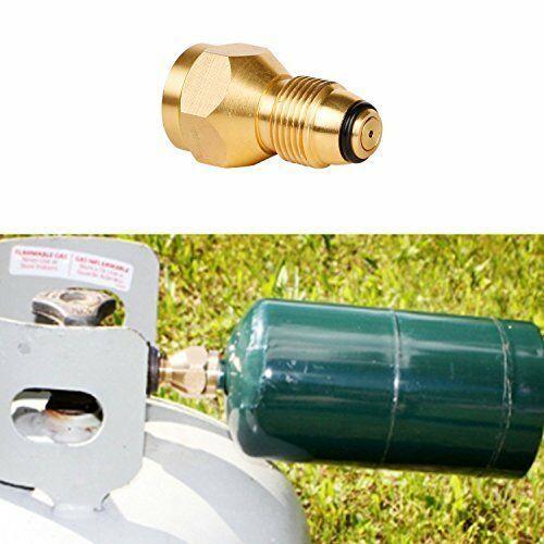 Propane Refill Adapter Lp Gas 1 Lb Cylinder Tank Coupler Heater Bottles Unbranded Propane Coleman Propane Bottles For Sale
